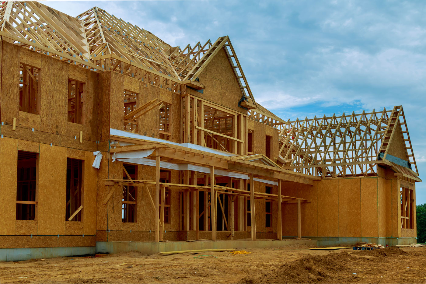 New Home Construction - Twin Cities Metro